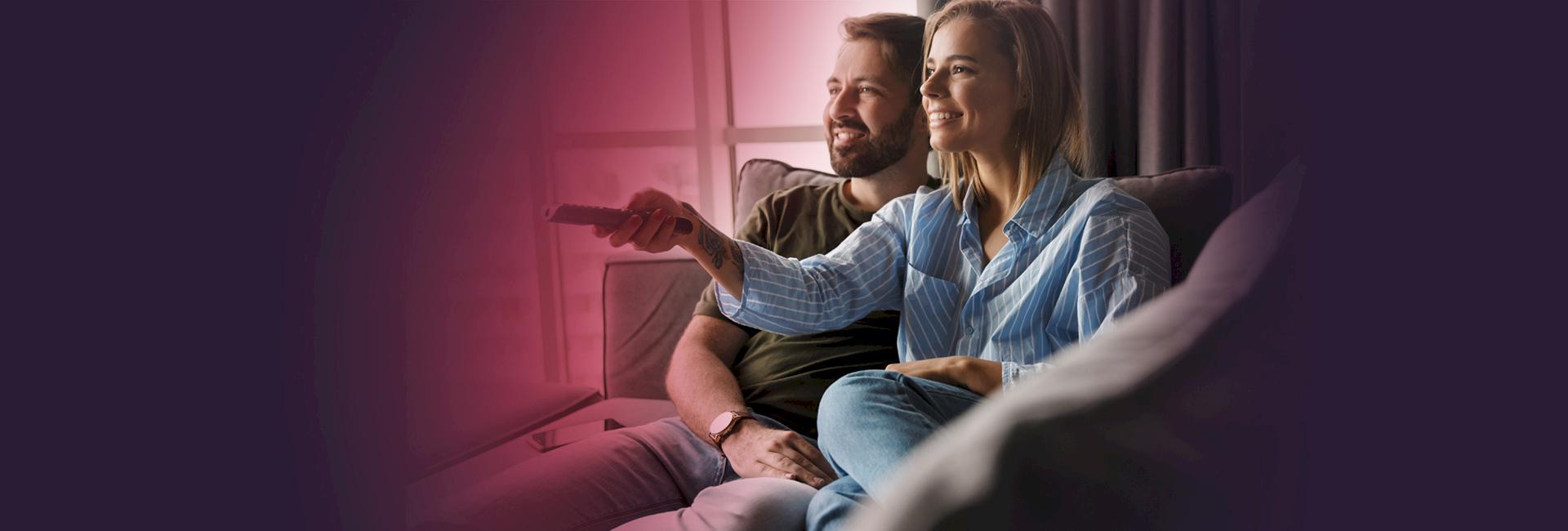 Fibra, móvil y TV